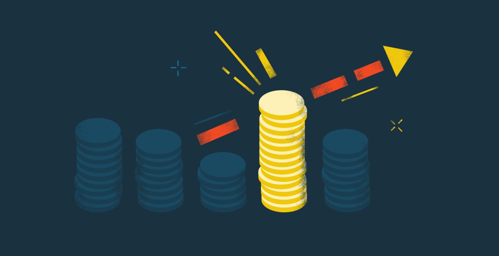 Банки рейтинг иллюстрация