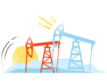 Медиа-рейтинг нефтегазовых компаний