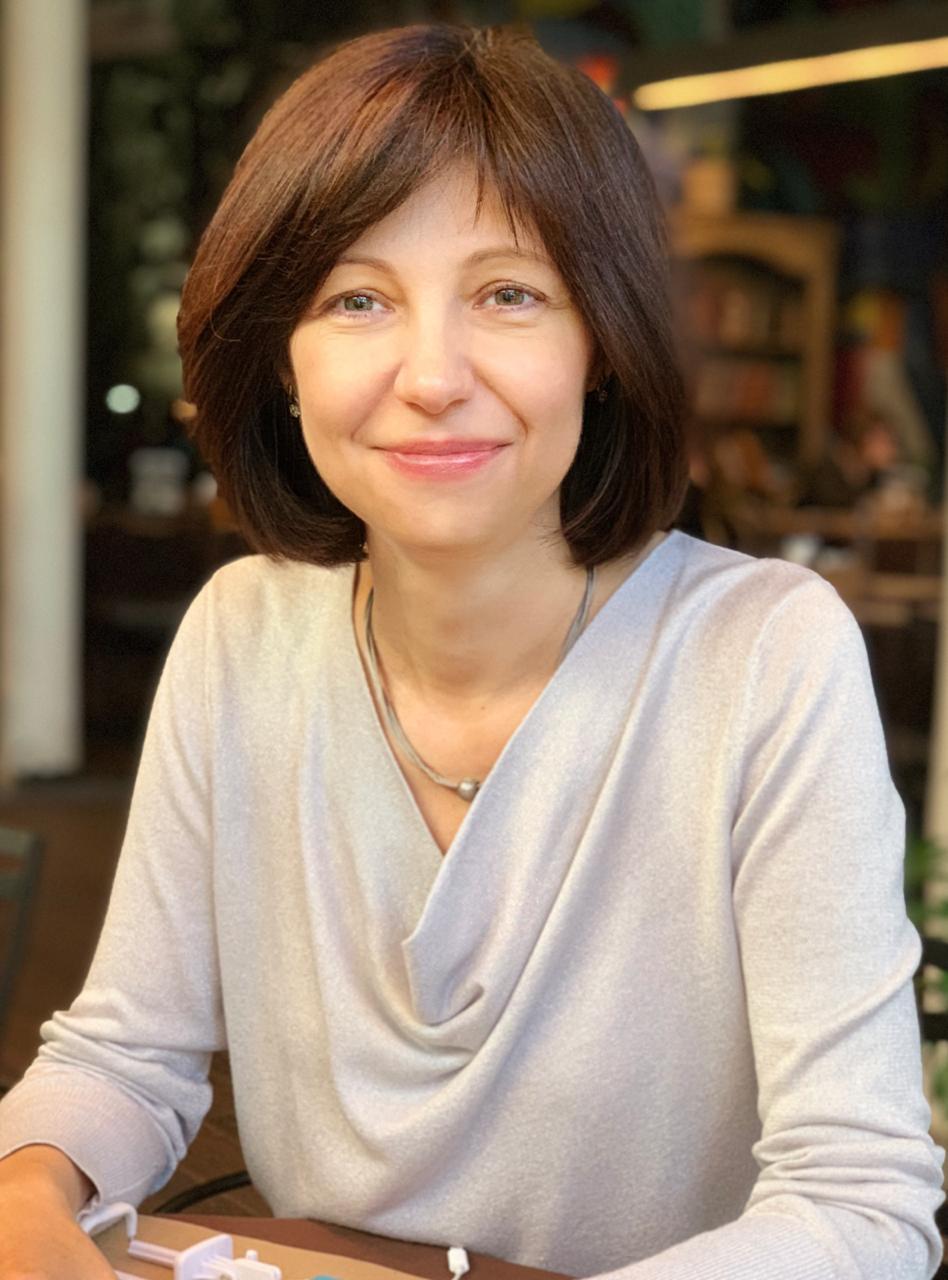 Ирина Шелкунова
